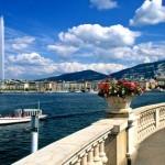 Женевский фонтан — главный символ Швейцарской столицы