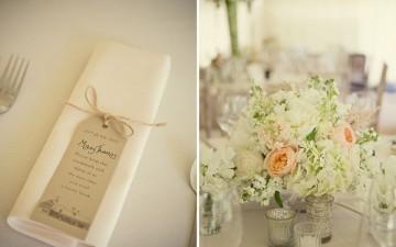 Роскошная свадьба в бежевых тонах от Marianne Taylor