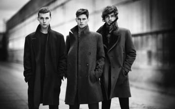 Рекламная кампания Zara осень 2013 (мужская коллекция)