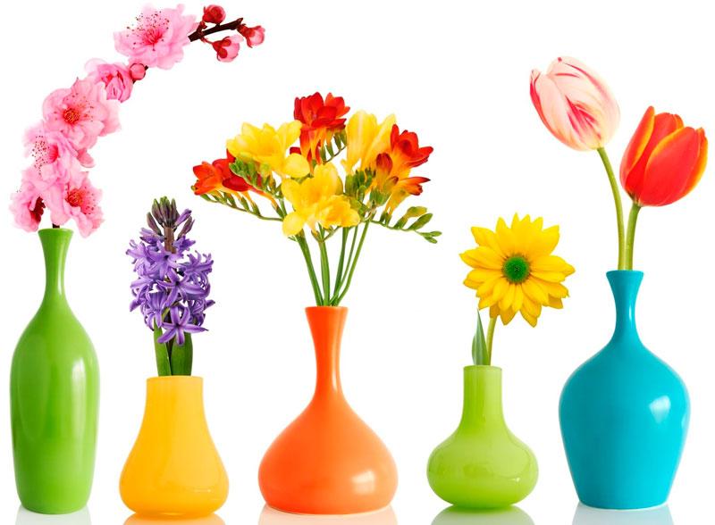 Красивые и стильные вазы для цветов. Где купить вазу своей ...