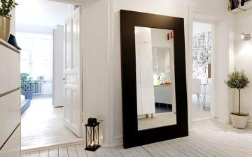 Декоративные зеркала в интерьере