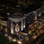 Светодиодные светильники — актуальное направление в архитектурном освещении
