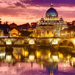 Ночной Рим: почувствуй себя итальянцем