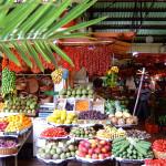 Фуншал — главный город острова Мадейра
