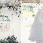 Очаровательная свадьба на ферме 100 Acre Farm Madison