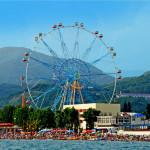 Отдых в Сочи: популярный курорт Лазаревское