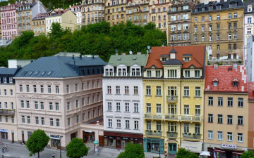 Из Праги в Карловы Вары: жемчужина Западной Богемии