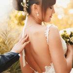 Красивая свадьба в Алматы от фотографа Ольги Ким
