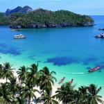 Морской национальный парк Анг Тонг