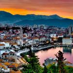 Город Сплит (Хорватия): древний Рим Адриатики